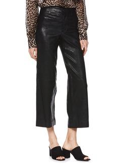 Paige Denim PAIGE Nellie Leather Culottes