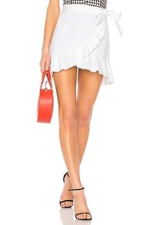 Paige Denim PAIGE Nivelle Skirt
