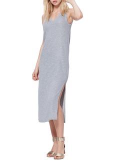 PAIGE Sage Midi Tank Dress