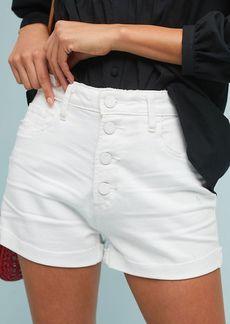 Paige Denim Paige Sarah High-Rise Denim Shorts