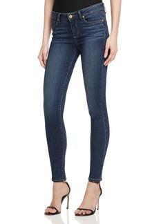 Paige Denim PAIGE Skyline Skinny Jeans in Brentyn