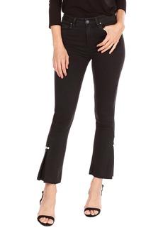Paige Denim PAIGE Transcend - Colette High Waist Crop Flare Jeans (Bandit)