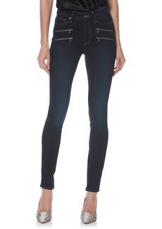 Paige Denim PAIGE Transcend - Edgemont High Waist Ultra Skinny Jeans (Acadia)