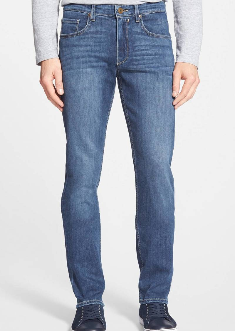 PAIGE Transcend - Federal Slim Straight Leg Jeans (Birch)