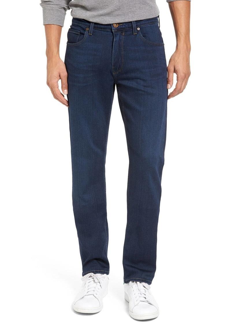 PAIGE Transcend - Federal Slim Straight Leg Jeans (Scott)