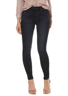 Paige Denim PAIGE Transcend - Hoxton High Waist Ankle Skinny Jeans (Koda) (Nordstrom Exclusive)