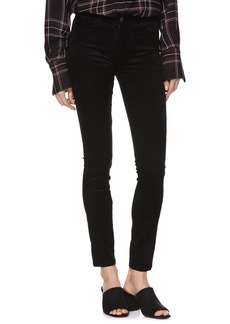 Paige Denim PAIGE Transcend - Hoxton High Waist Ultra Skinny Jeans (Summit Grey)