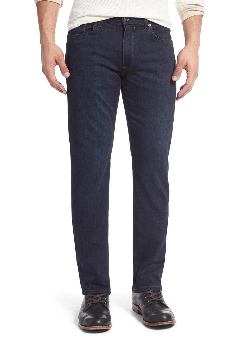 PAIGE Transcend -  Normandie Straight Leg Jeans (Cellar)