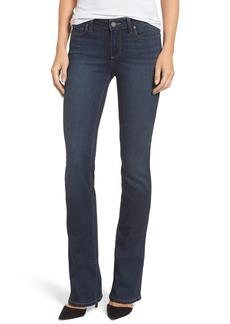 PAIGE Transcend - Manhattan Bootcut Jeans (Nottingham) (Nordstrom Exclusive)