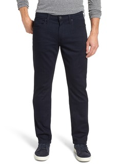 PAIGE Transcend - Normandie Straight Leg Jeans (Inkwell)