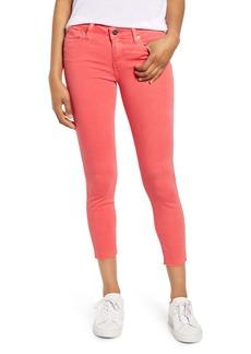 PAIGE Transcend - Verdugo Ankle Ultra Skinny Jeans (Vintage Bright Tulip)