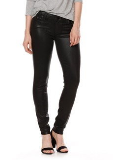 Paige Denim PAIGE Transcend - Verdugo Coated Skinny Jeans (Luxe Black)