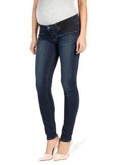 PAIGE 'Transcend - Verdugo' Ultra Skinny Maternity Jeans (Nottingham)