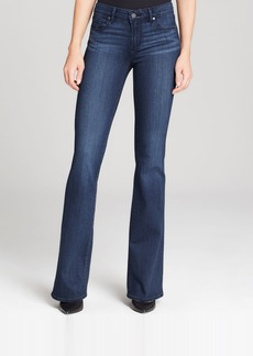 Paige Denim PAIGE Transcend Skyline Bootcut Jeans in Valor