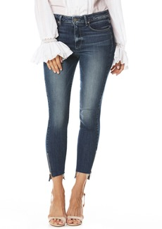 Paige Denim PAIGE Transcend Vintage - Hoxton High Waist Ankle Straight Leg Jeans (Malibu)