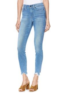 Paige Denim PAIGE Transcend Vintage - Hoxton High Waist Ripped Ankle Skinny Jeans (Alameda)