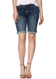 Paige Denim PAIGE Transcend Vintage - Jax Denim Bermuda Shorts (Bloomfield)