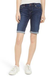 Paige Denim PAIGE Transcend Vintage - Jax Denim Bermuda Shorts (Mazzetti)