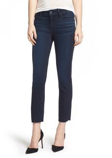 Paige Denim PAIGE Transcend Vintage - Skyline Crop Skinny Jeans (Luella)