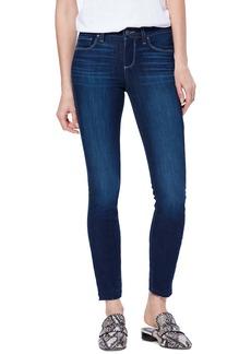 PAIGE Transcend Vintage - Verdugo Raw Hem Ankle Skinny Jeans (Ireland)