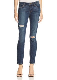 Paige Denim PAIGE Transcend Vintage Verdugo Ankle Jeans in Cleary Destructed � 100% Exclusive