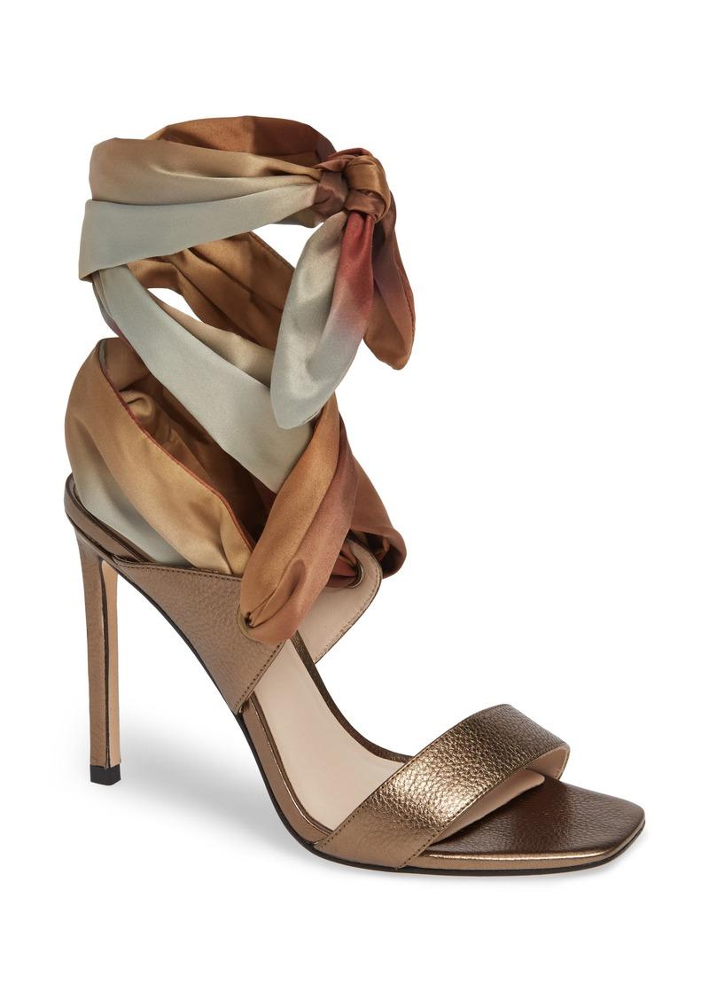17b4ca4e7f Paige Denim PAIGE Vanna Ombré Wraparound Sandal (Women) | Shoes