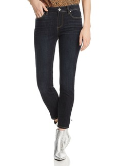 PAIGE Verdugo Crop Skinny Jeans in Montreal