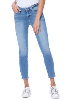 PAIGE Verdugo Crop Skinny Jeans (Soto)