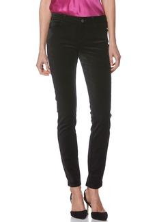 PAIGE Verdugo Ultra Skinny Velvet Pants (Nordstrom Exclusive)