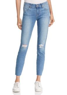 Paige Denim PAIGE Vertigo Skinny Ankle Jeans in Healy Destructed - 100% Exclusive