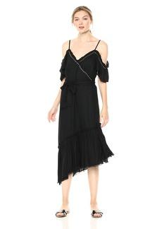 Paige Denim PAIGE Women's Aylin Dress  L