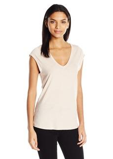 Paige Denim PAIGE Women's Bexley Short Sleeve T-Shirt  L