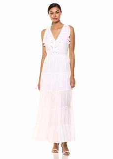 PAIGE Women's Capella Maxi Dress  XS