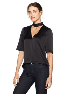 Paige Denim PAIGE Women's Cateline Top  L