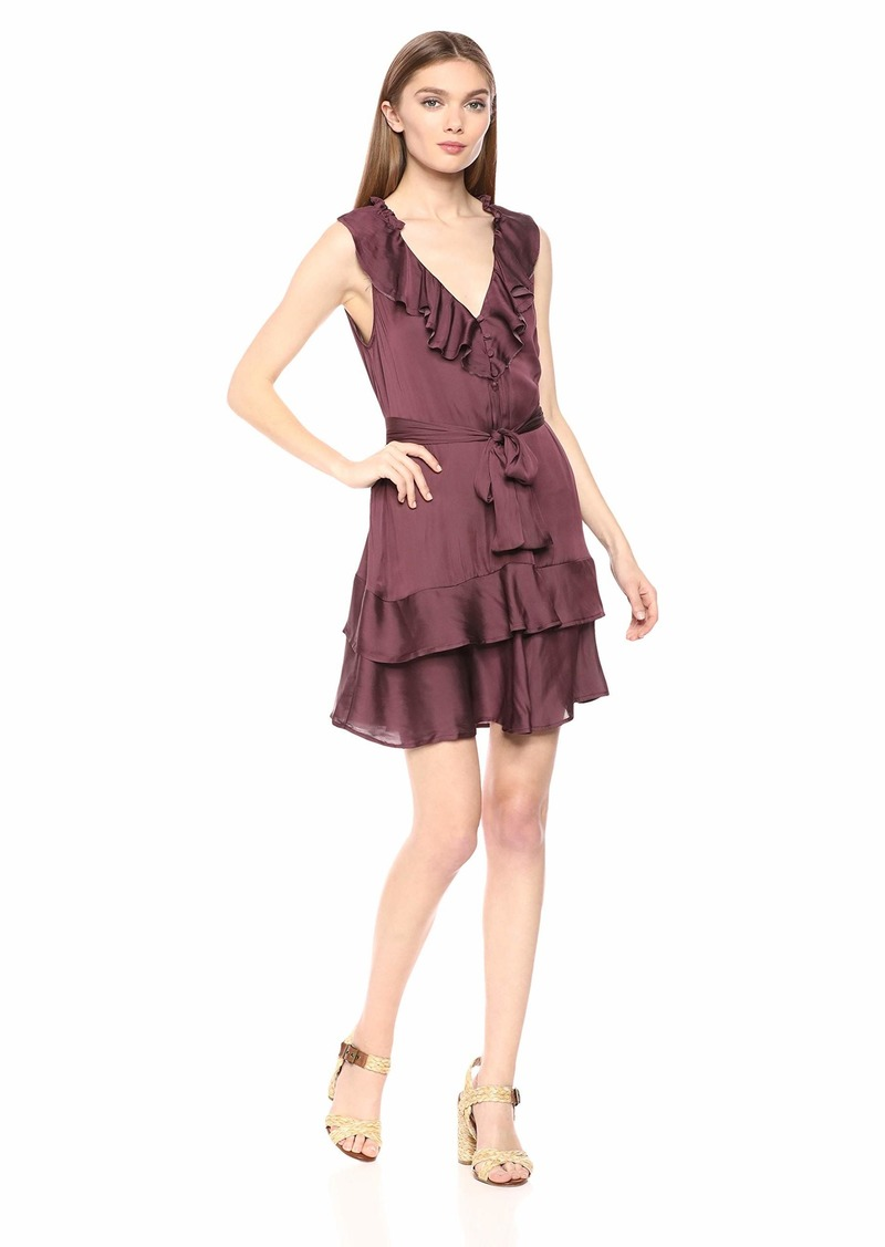PAIGE Women's Frieda Dress  L