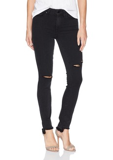Paige Denim PAIGE Women's Hoxton Ankle with Uneven Undone Hem Jeans
