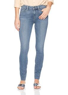 PAIGE Women's Hoxton Ankle W/Raw Hem Jeans