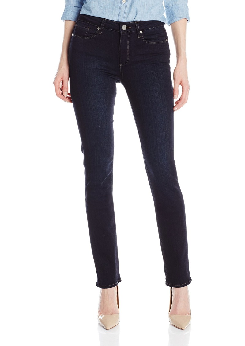 PAIGE Womens Hoxton Straight Ankle Jean