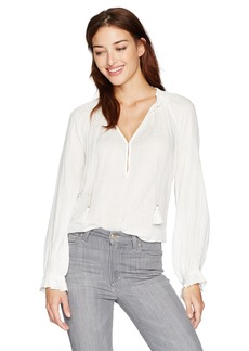 Paige Denim PAIGE Women's Jordana Blouse  S