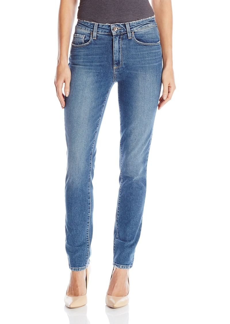 PAIGE Women's Julia Straight Jeans