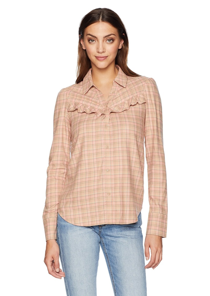 PAIGE Women's Kamie Shirt  S