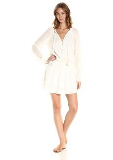 Paige Denim PAIGE Women's Lemay Dress  L