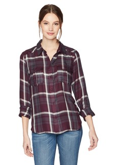 Paige Denim PAIGE Women's MYA Shirt  XS