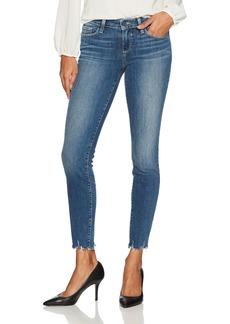 Paige Denim PAIGE Women's Verdugo Ultra Skinny Distressed Hem Jeans