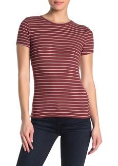 Paige Senna Striped Short Sleeve T-Shirt