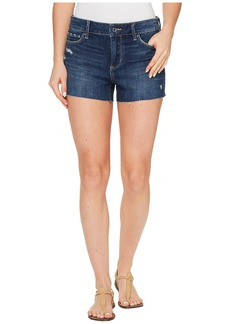 Paige Denim Vera Shorts in Kairi Destructed
