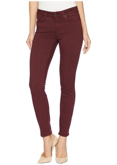 Paige Verdugo Ankle Jeans in Vintage Dark Currant