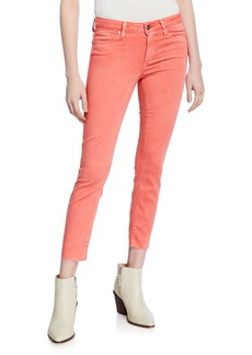 Paige Verdugo Cropped Ankle Skinny Jeans