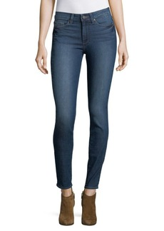 Paige Denim Whiskered Skinny Jeans