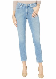 Paige Hoxton Ankle Skinny Jeans in Hot Toddy